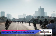 Route car free day